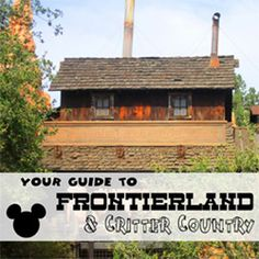 All the information you need to know about Disneyland's Frontierland