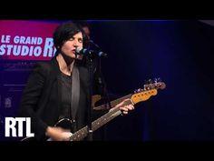 ▶ Texas - Detroit City en live dans le Grand Studio RTL - YouTube