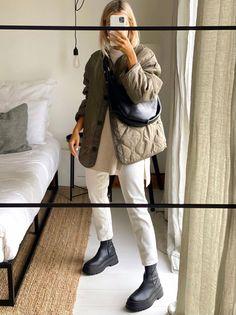 Fall Winter Outfits, Autumn Winter Fashion, Summer Outfits, Casual Outfits, Looks Chic, Looks Style, My Style, Street Style Inspiration, Mode Inspiration