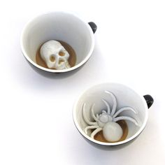 Creepy Creature Cup