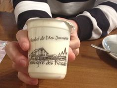 The best yogurt of Jura (in the Franches-Montagnes) Switzerland, Yogurt, Finding Yourself, Tableware, Dinnerware, Tablewares, Place Settings