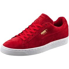 49de26766f6a54 Puma Suede Classic Debossed Men s Sneakers ( 70) ❤ liked on Polyvore  featuring men s fashion