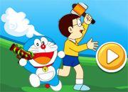 Doraemon Sueño junto a Nobita | Juegos Doraemon - el gato cosmico jugar