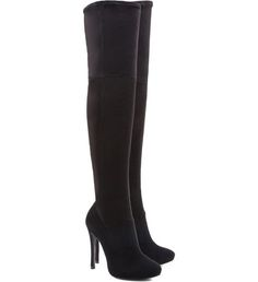 Bota Schutz - Over the knee | High Heel Black
