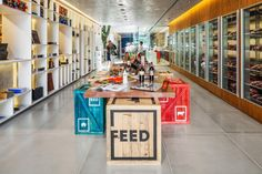 Loja Feed / FGMF Arquitetos + Projeto de Perto