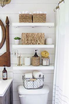 Organizing Your Bathroom Tips