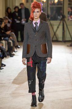 Junya Watanabe Fall 2014 Menswear Collection - Vogue