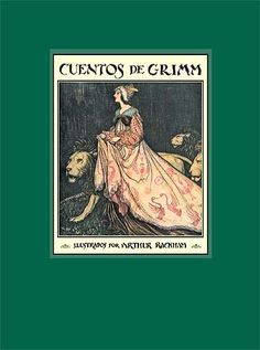 Cuentos de Grimm ilustrados por Arthur Rackham Arthur Rackham, Grimm, Train Your Brain, Conte, Reading, Books, Movie Posters, Barcelona, Children's Literature