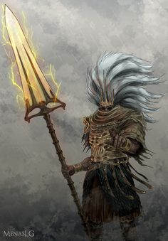 "menaslg: "" The Nameless King """