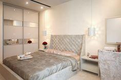 Блог о дизайне интерьера: Уютная светлая спальня