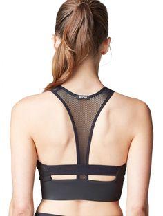 Michi NY Avalon zip sports bra from @fashercise