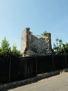 sepolccro romano lungo l'Appia superiore