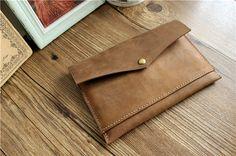 Leather iPad mini case iPad air iPad case 11 macbook by SoGoods, $35.00