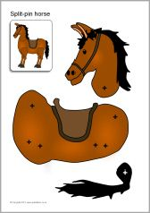 http://www.sparklebox.co.uk/previews/8001-8025/sb8020-split-pin-royal-guard-and-horse.html
