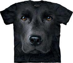 Black Lab Shirt - www.AnimalShirt.net