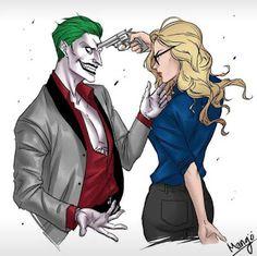 harley quinn, joker, and suicide squad image Super Villains, Villain, Catwoman, Dc Comics, Joker Images, Gotham City, Marvel N Dc