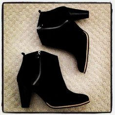 these look great with a sweet pair of skinny jeans