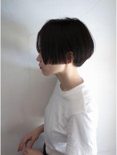 43 ideas hair styles black people bob for 2019 Short Hair Korea, Girl Short Hair, Hair Color Auburn, Hair Color Dark, Japanese Short Hair, Cabello Hair, Shoulder Hair, Hair Color Balayage, Long Hair Cuts