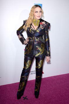 Madonna at 2016 Billboard Women in Music - HarpersBAZAAR.com