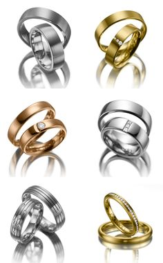 A Kiss of Colour. Staring-anillos de compromiso y alianzas/Engagement and wedding rings 01