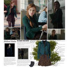 Holland Roden as Lydia Martin. {Teen Wolf - 6.02 Superposition}