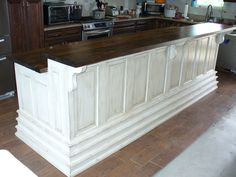 met with young family to design this 10 foot kitchen island using repurposed doors on the front of the island which are from their own home  amish built     vintage amish built bar   kitchen island by noahsnaturaldesigns      rh   pinterest com