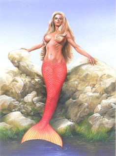 Simon Mendez - SM MERMAID_1.JPG