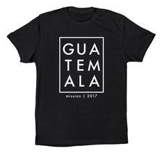 Guatemala Mission Trip Fundraising T-shirt Idea