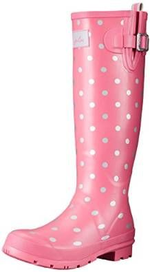 Best Buy Polka Dot and Spotted Wellies for Women – 2016 Fashion Guide | Joules T_Menswelly, Men's Rain Boots | The Joules spotted welly boots are made from rubber and are completely waterproof. They have a comfortable fit and a textile lining to help keep your feet warm...| #wellies  #bellies #fellies  #jellies #kellies  #nellies   #wellies #UK #waterproof # sea #fishing #wonderfulwellies #snow #ice #farmer #women | www.wonderfulwellies.co.uk