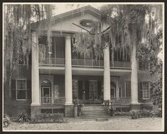 Gloucester--Natchez, MS The mansion was built for David Williams in 1800. Later, the house was inherited by Maria McIntosh Williams, the wife of Winthrop Sargent (1753-1820), who served as the first Governor of the Mississippi Territory from 1798 to 1801. Sargent expanded the house and its gardens in 1808. It was then inherited by their son, George Washington Sargent, who was killed inside the house by Union forces in the Civil War.It has been listed on the National Register of Historic…