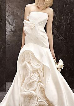 Tips for the curvy bride!