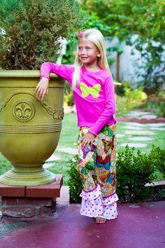 Miranda Sassy Pant | Ava Rose Designs