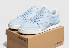 #sneakers #news  Pastel Tones Hit The Reebok Phase 1 Pro
