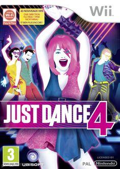 Carátula de Just Dance 4