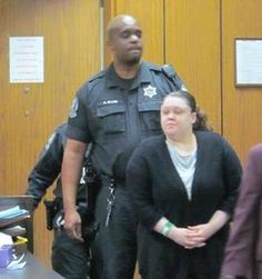 """Mom of frozen baby given 50-year sentence.  Even though they found  two additional infant girls in the trunk of Stockton's car after her arrest in 2009, it could never be proven they were born alive.  So she got away free with 2 murders.  """"Sick, Sick, SICK""""..."""