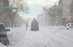 Planet Hoth in NY