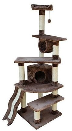 Kitty Mansions Shanghai Cat Tree