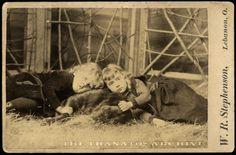 Memento Mori Victorian Death Photos   Memento Mori: Victorian Death Photos / Little girls mourning their ...