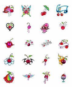 Cherries tats