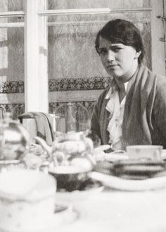 Grand Duchess Maria Nikolaevna of Russia.