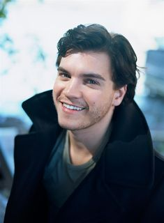 Emile Hirsch, he is the cutest thing!