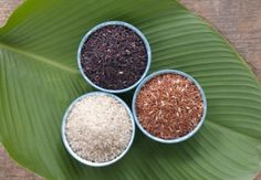 """Black rice, once considered a forbidden food, is now gaining popularity in the Western world. It has recently been studied for health benefits and found to surpass a number of other """"superfoods"""" - learn why!"""
