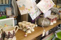 Easter display...