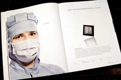 medical annual report design
