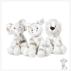 Little Giraffe Plush Toys  http://www.amazon.com/s/ref=nb_sb_noss_2?url=me%3DA1CQK7RIU9GP58&field-keywords=g
