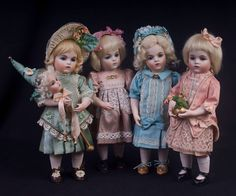 Branka's   Branka is a wonderful doll artist making superb repro dolls
