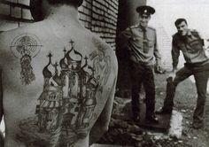 Bildergebnis für russian tattoos
