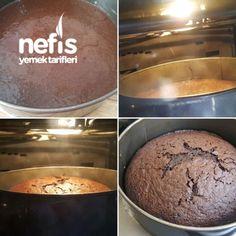 Browni Tadında Nefis Pratik Çikolatalı Kek