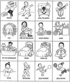 Schede di inglese per la scuola primaria (Foto 19/40) | PourFemme