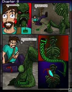 MC: The Beginning Chapter 0 - 6 by TomBoy-Comics on deviantART